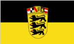 Baden Wurttemberg Large State Flag 5' x 3'